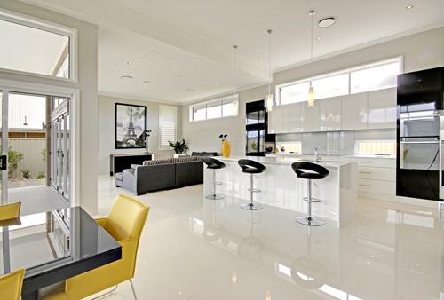 Display Home San souci Woongarrah Meals area