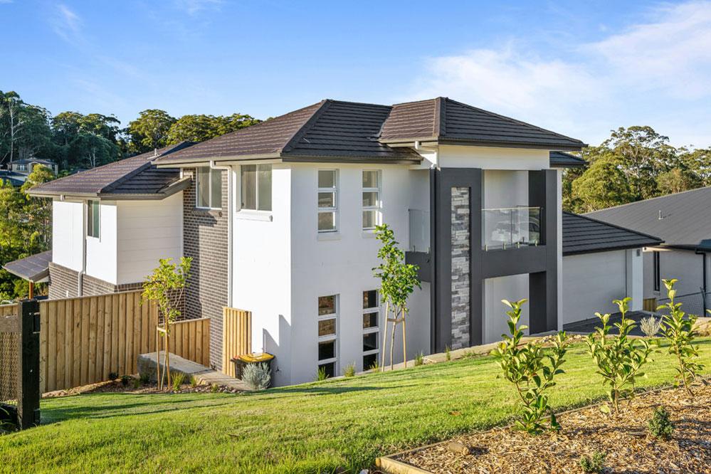 Custom Home Downslope Design Terrigal