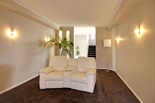 Display Home San souci Woongarrah Home Theatre