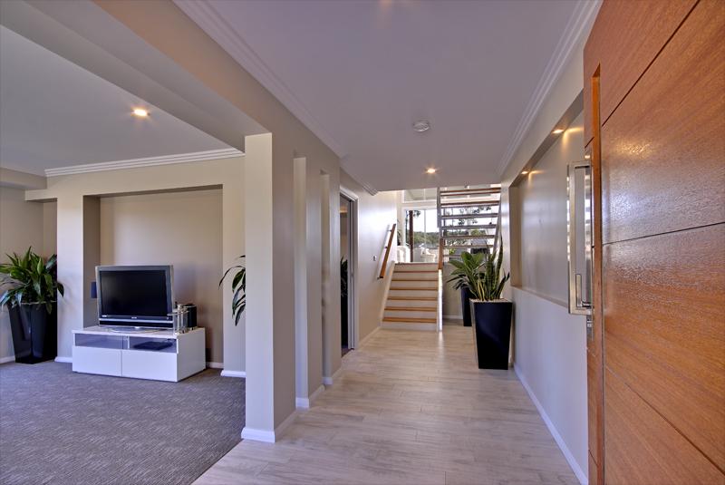Cameron Park Keylargo foyer
