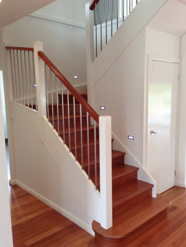 Sorrento Staircase - Cooranbong