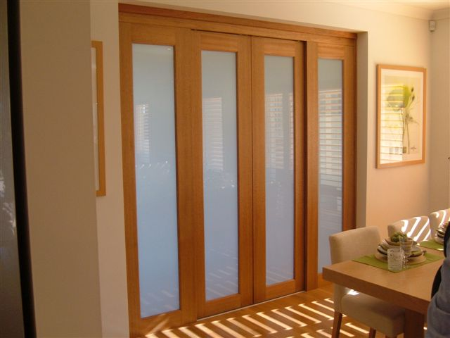 Hume Sliding Doors To Home Theatre Or Formal Room Entry