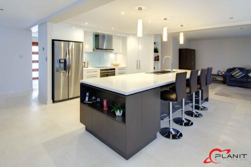 Galley style Kitchen by Planit Kitchens-5