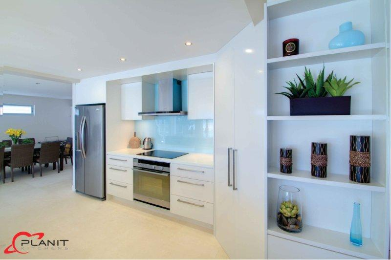 Galley style Kitchen by Planit Kitchens 6