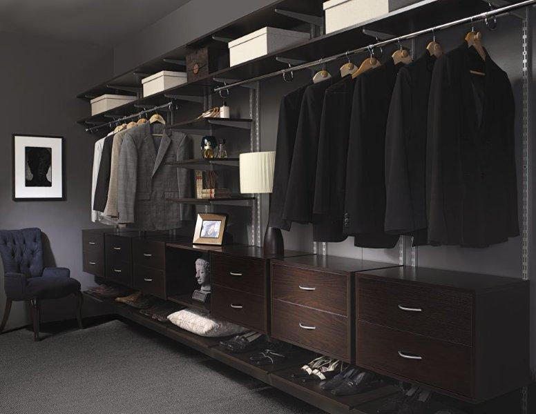 Custom wardrobe fitout by Wardrobe world