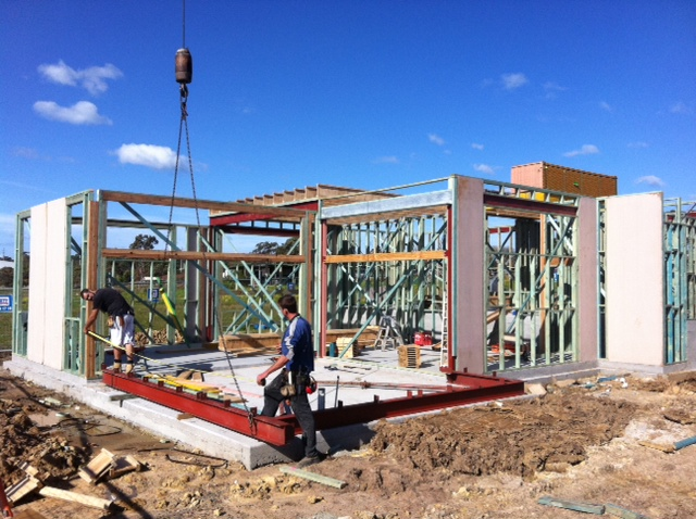 Structural Steel Placement