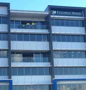 Tullipan Homes Building