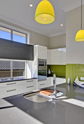Modern Kitchen Inclusions