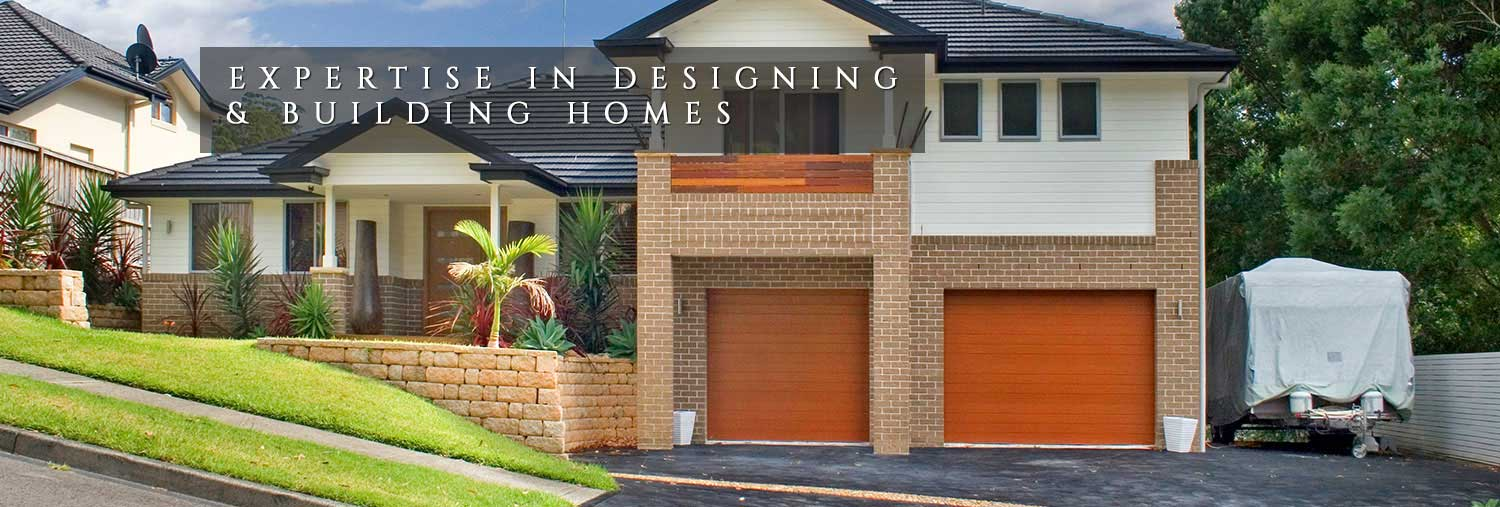 Expertise in Designing and Building Homes
