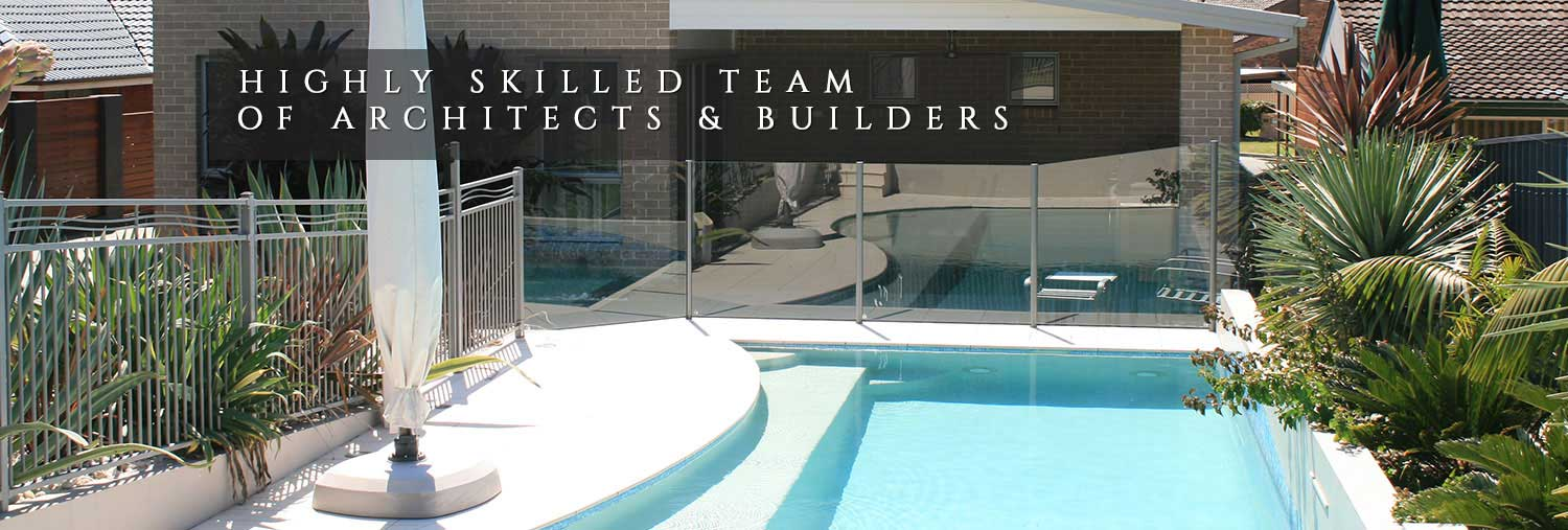 Highly Skilled Team of Architects & Builders