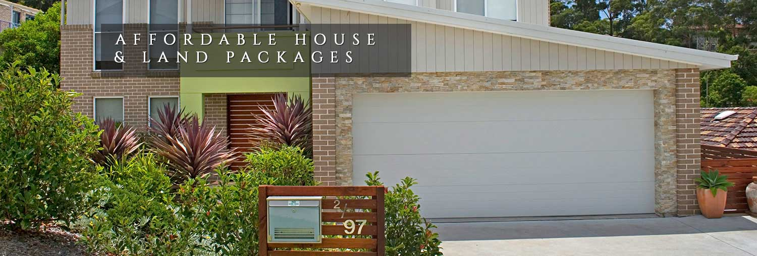 Affordable House & Land Packages